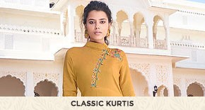Festive Kurtis Collection