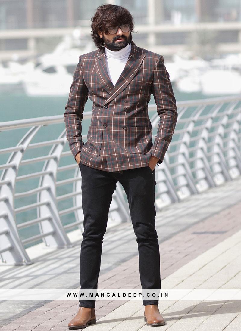 Amazing Brown Blazer