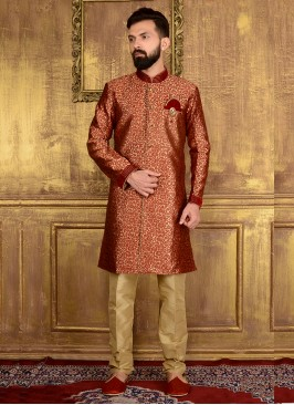 Classic Engagement Wear Indo Wetsern Men's Suit