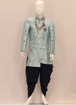 Designer Festive Wear Kurta Pajama For Kids