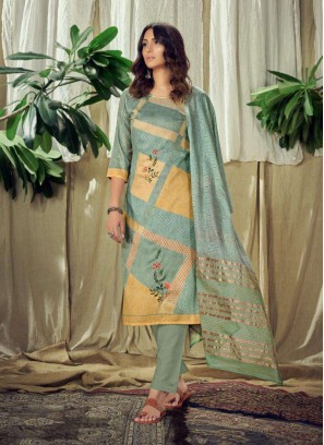 Excellent Multi Color Readymade Dress