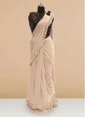 Festive Function Wear Multi Color Saree