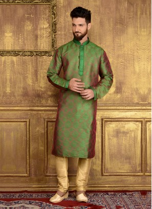 Kurta Pajama For Sangeet Function