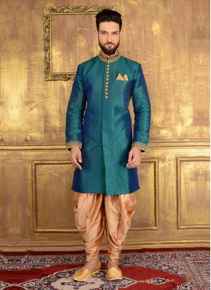 Rama Green Designer Men
