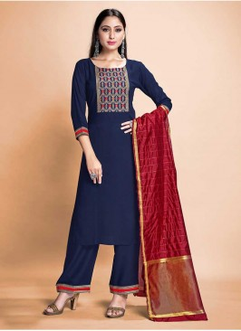 Readymade Navy Blue Suit
