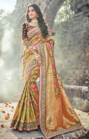 Wedding Wear Pure Banarasi Silk Saree